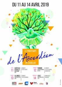 Festival Accordéon Chablais 2019